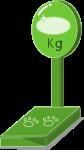 体重計のイラスト3