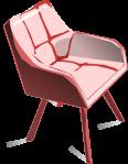 椅子のイラスト1