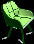 椅子のイラスト3