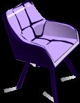 椅子のイラスト4