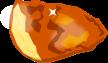 白身魚フライのイラスト3