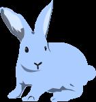 ウサギのイラスト19