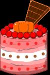 ケーキのイラスト10