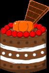 ケーキのイラスト11
