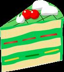 ケーキのイラスト3
