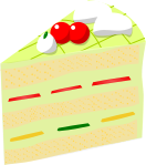 ケーキのイラスト4