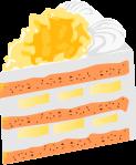 ケーキのイラスト5