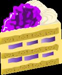 ケーキのイラスト6